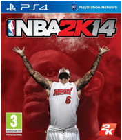 NBA 2K14 娆х��涓�杞�