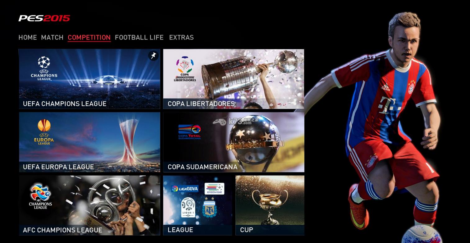 实况足球2015 美版下载 截图