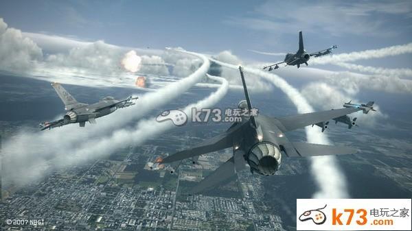 皇牌空战6解放之战火 中文版下载 截图