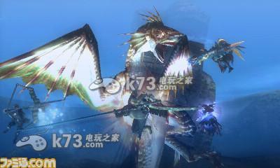 怪物猎人3g 日版下载 截图