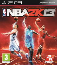NBA 2K13 欧版下载