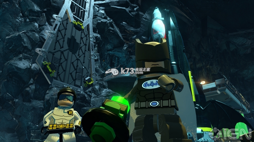 乐高蝙蝠侠3 汉化版下载 截图