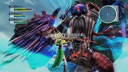 刀剑神域失落之歌 中文版下载 截图