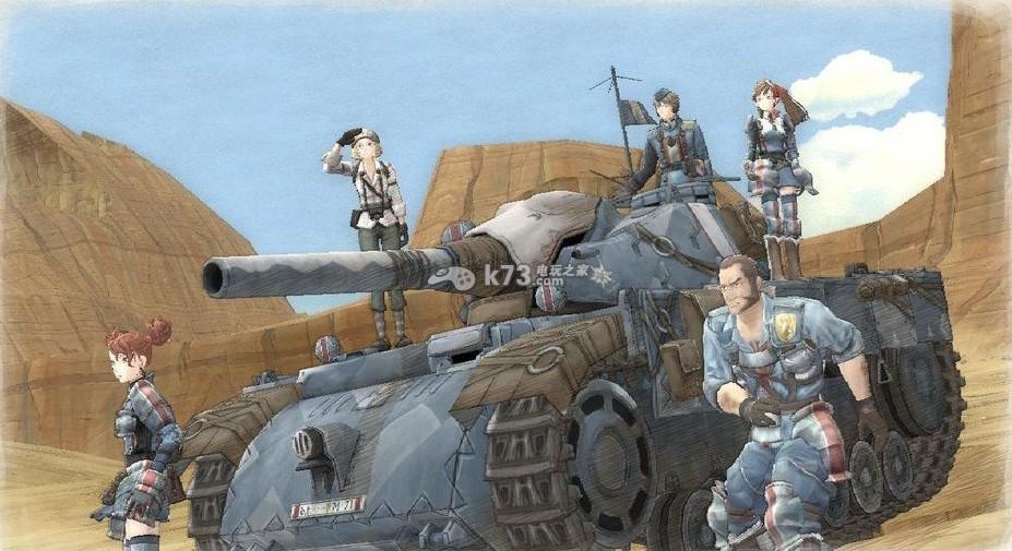 战场女武神 汉化版下载 截图