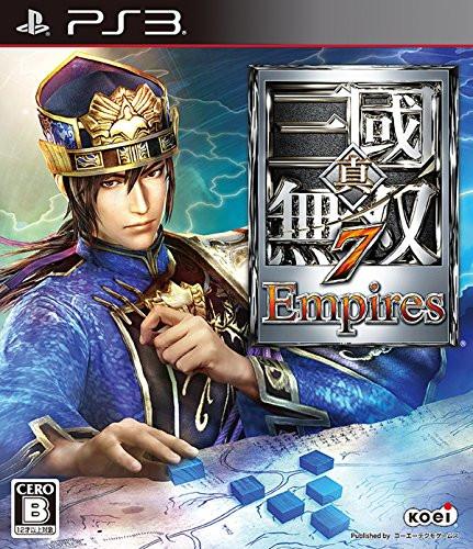 [PS3]ps3 真三国无双7帝国日版下载 真三国无双7帝国下载
