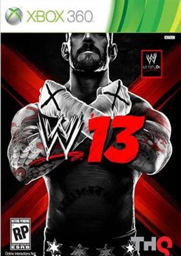 WWE13 美版预约