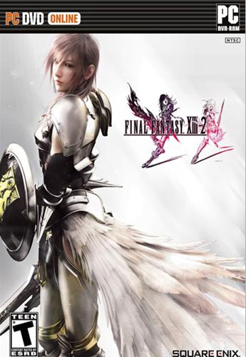 最终幻想13-2 免安装中文版下载