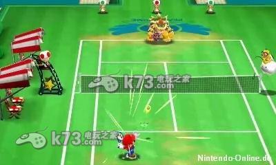 马里奥网球公开赛 日版下载 截图