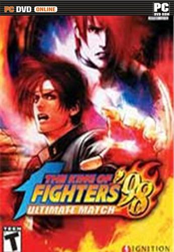 拳皇98终极对决最终版 中文版下载