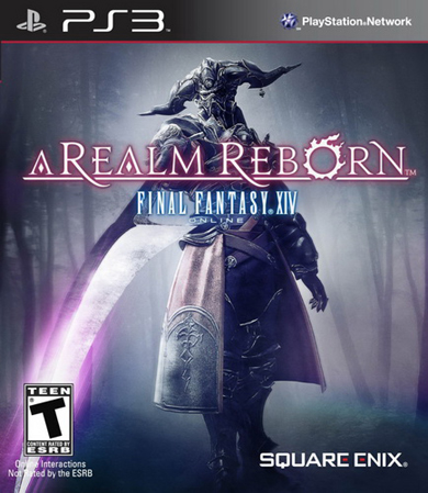 最终幻想14重生之境 美版