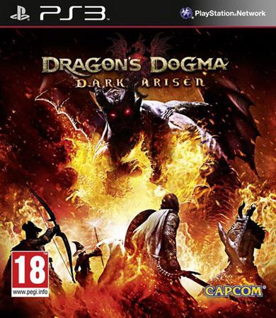 [PS3]ps3 龙之信条黑暗崛起欧版下载