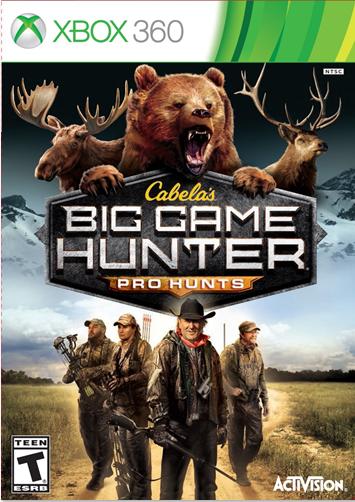 [Xbox360]坎贝拉猎人职业狩猎初始存档