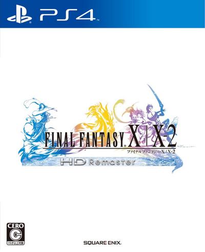 最终幻想10|10-2高清版 日版预约
