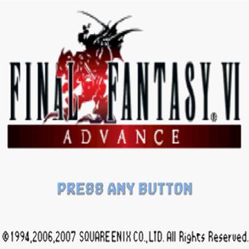 最终幻想6A 下载