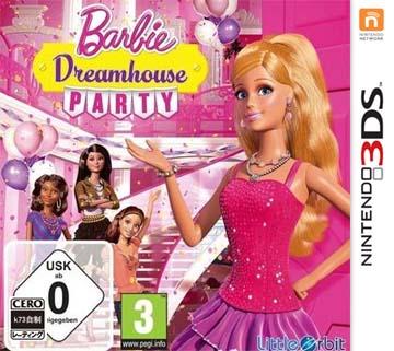 芭比梦之屋派对 欧版下载