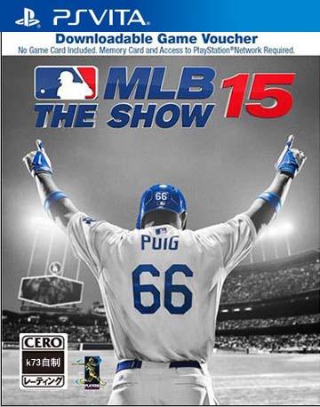 MLB美国职业棒球大联盟15 美版预约