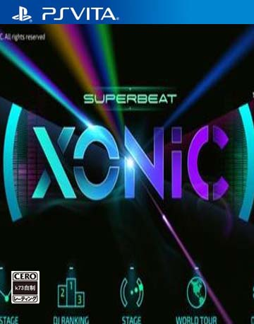 SUPERBEAT XONiC中文版下载