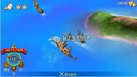 席德梅尔的海盗 美版下载 截图
