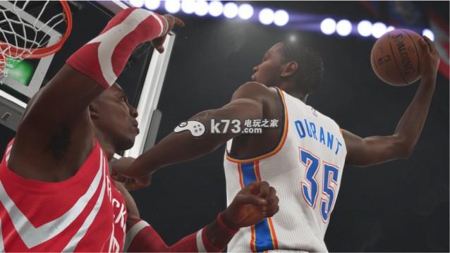 NBA2K15 简体中文版下载 截图