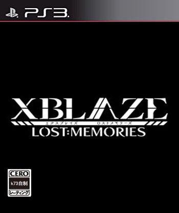 X苍翼 失去的记忆 日版全dlc【含特典】预约