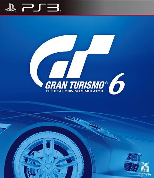 [PS3]GT赛车6终极初始存档下载