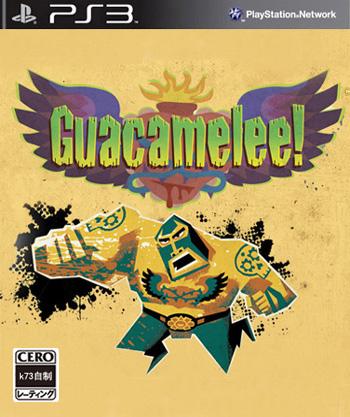 [PS3]ps3 墨西哥英雄大混战美版下载