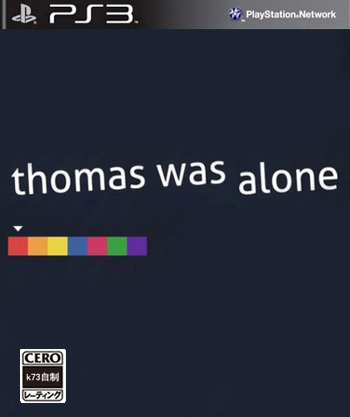 孤独的托马斯 美版预约