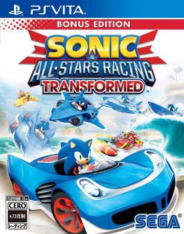 索尼克与世嘉全明星赛车变形美版下载