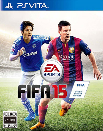 FIFA15 欧版预约