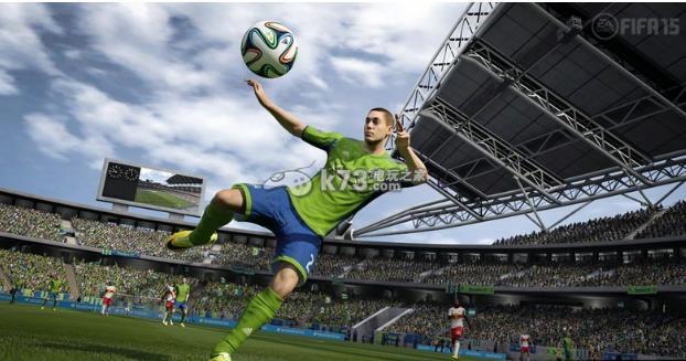 FIFA15 欧版下载预约 截图