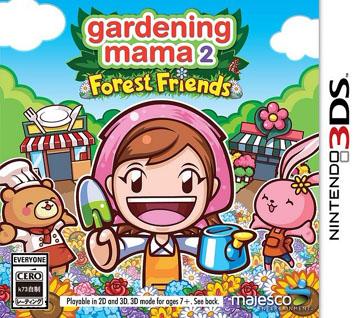 园艺妈妈妈妈与森林的小伙伴们 欧版下载