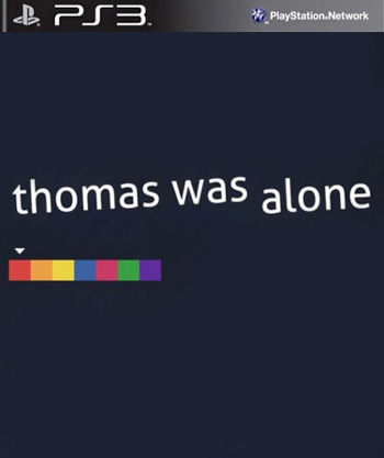 孤独的托马斯 欧版预约