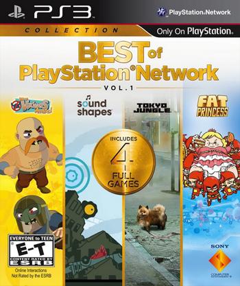 PSN最佳游戏合集1 美版下载