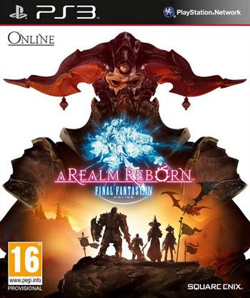 最终幻想14重生之境 欧版下载