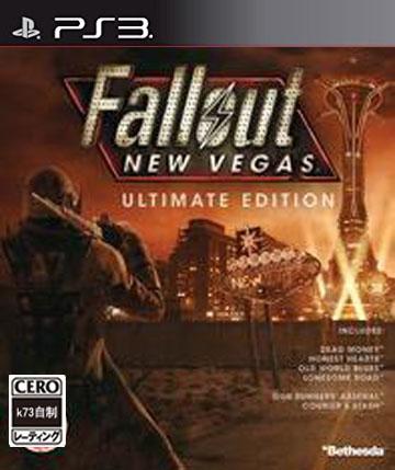 [PS3]ps3 辐射新维加斯终极版美版下载