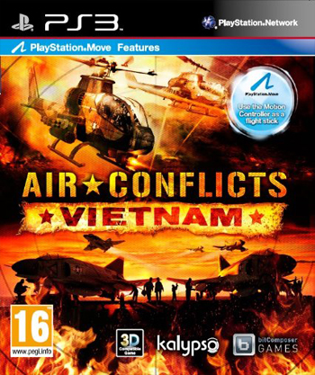 空中冲突越南 欧版下载预约