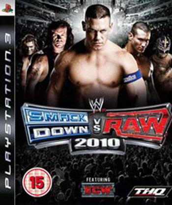 美国职业摔角联盟2010 欧版下载