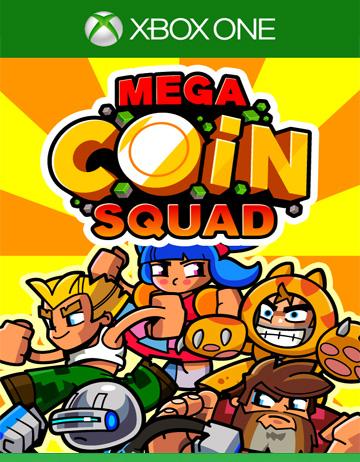 [Xbox One]超级硬币小队美版预约