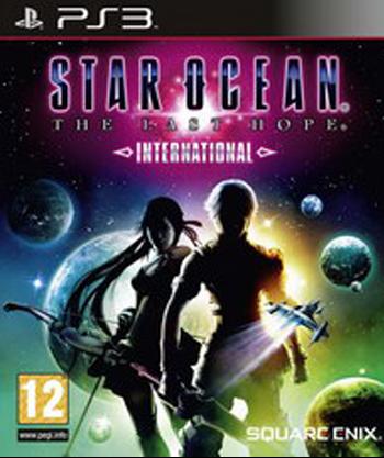[PS3]ps3 星之海洋4国际版欧版预约