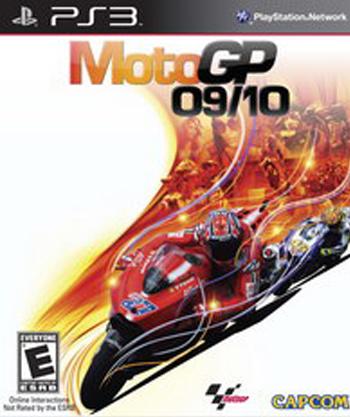 摩托GP 09/10 美版预约