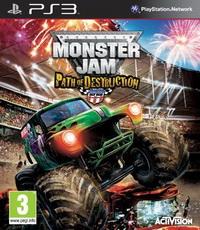 [PS3]ps3 怪物卡车 毁灭之路欧版预约