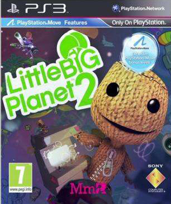 [PS3]ps3 小小大星球年度版欧版下载
