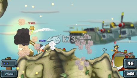 百战天虫开战2 欧版下载 截图
