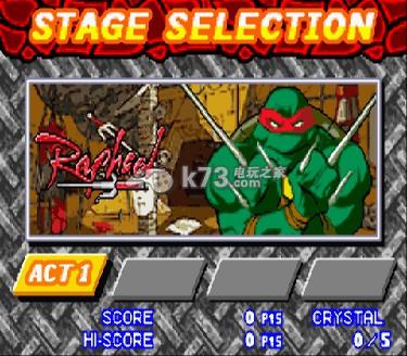 忍者神龟 中文版下载 截图