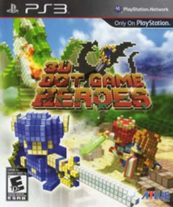 [PS3]ps3 3D点阵游戏英雄美版预约