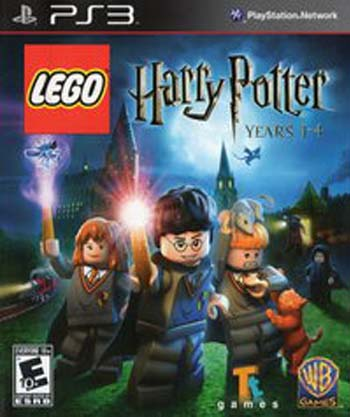 [PS3]ps3 乐高哈利波特1-4年美版下载