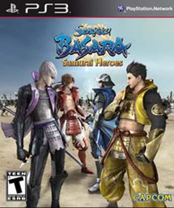 [PS3]ps3 战国Basara3美版预约