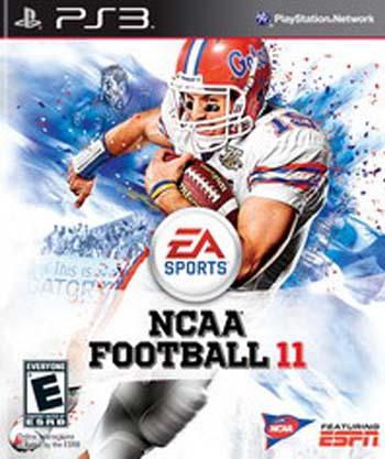 美国大学橄榄球2011 美版预约