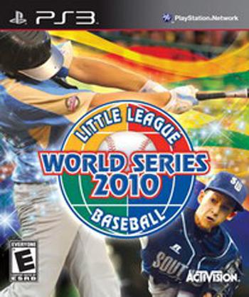 小联盟世界竞标赛2010 美版预约
