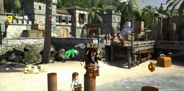 乐高加勒比海盗 欧版下载